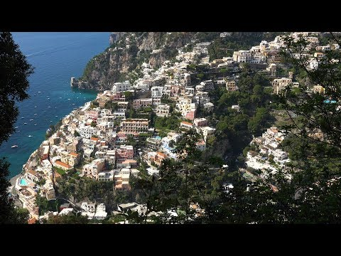 Download Positano And The Amalfi Coast, Italy In 4K Ultra HD HD Mp4 3GP Video and MP3