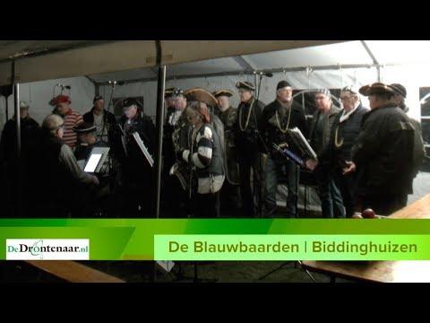 Blauwbaarden treedt samen met Zeewolder jeugdorkest op in Biddinghuizen