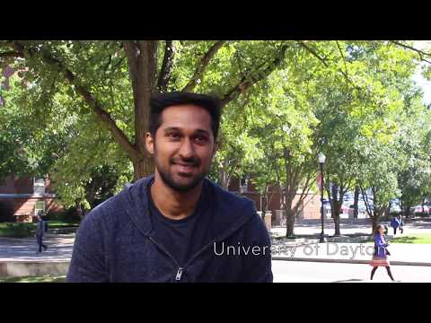 UDayton Global - Flyer Focus: Ankit from India