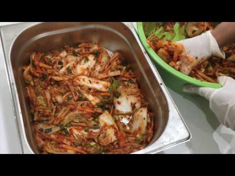 Kimchi Nasıl Yapılır ?Kore Turşusu Tarifi-Detaylı Anlatım 막김치