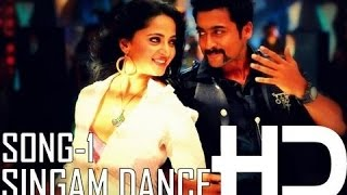 Singham Dance Full Song (Hindi Version) Main Hoon Surya Singham II