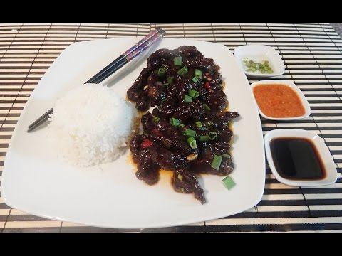 Chinese Crispy Beef- by Rizwanas Cooking