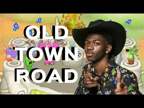 Old Town Road - Lil Nas X (My Singing Monsters)