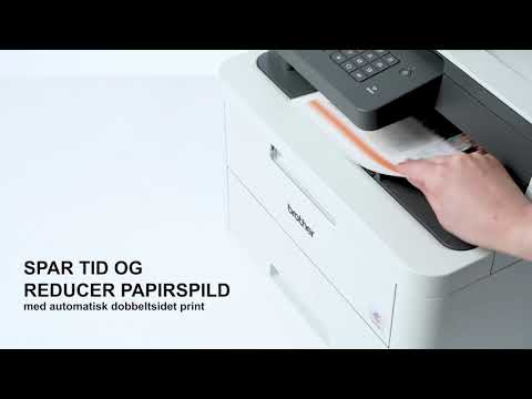 Printer Brother HL-L3210DW Farve A4 LED