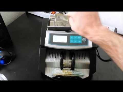 Duramaxx Buffett Geldscheinzähler Geldzählmaschine Rezensionen