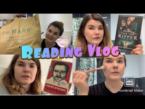 Zwei Bücher beendet, Haul-Time & leider krank | Weekly Reading Vlog 30.09. - 07.10.2019