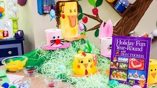 Home & Family - DIY Easter Baskets With Dian Thomas