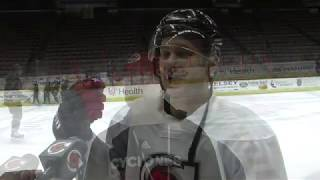 CYCLONES TV: Game Preview- 2/14 vs. Wheeling