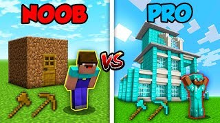 Minecraft NOOB vs. PRO: LIFE in Minecraft!