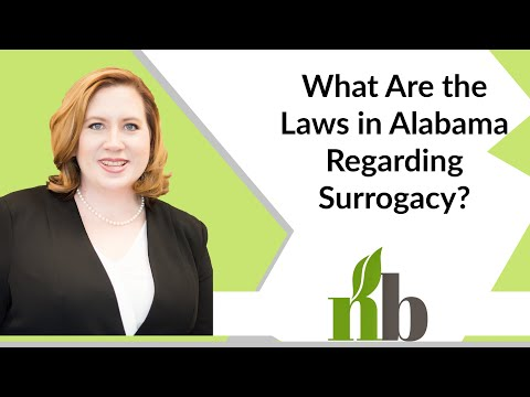 What Are the Laws in Alabama Regarding Surrogacy?   Contested Divorce in Alabama   Amber James