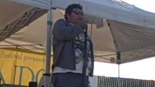 """Daniel Singing """"All ABout you"""" By Aaron Carter At Hot Summer Nights Delta Idol"""