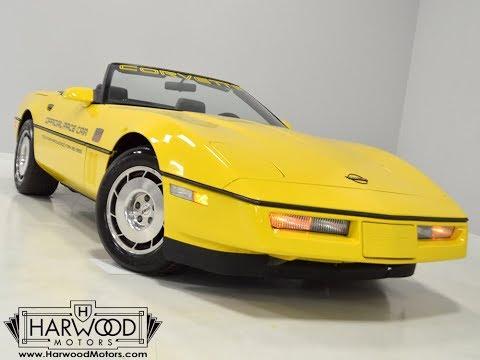 Video of 1986 Corvette located in Macedonia Ohio Offered by Harwood Motors, LTD. - LSM4