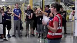 Amazon Fulfillment Safety Culture