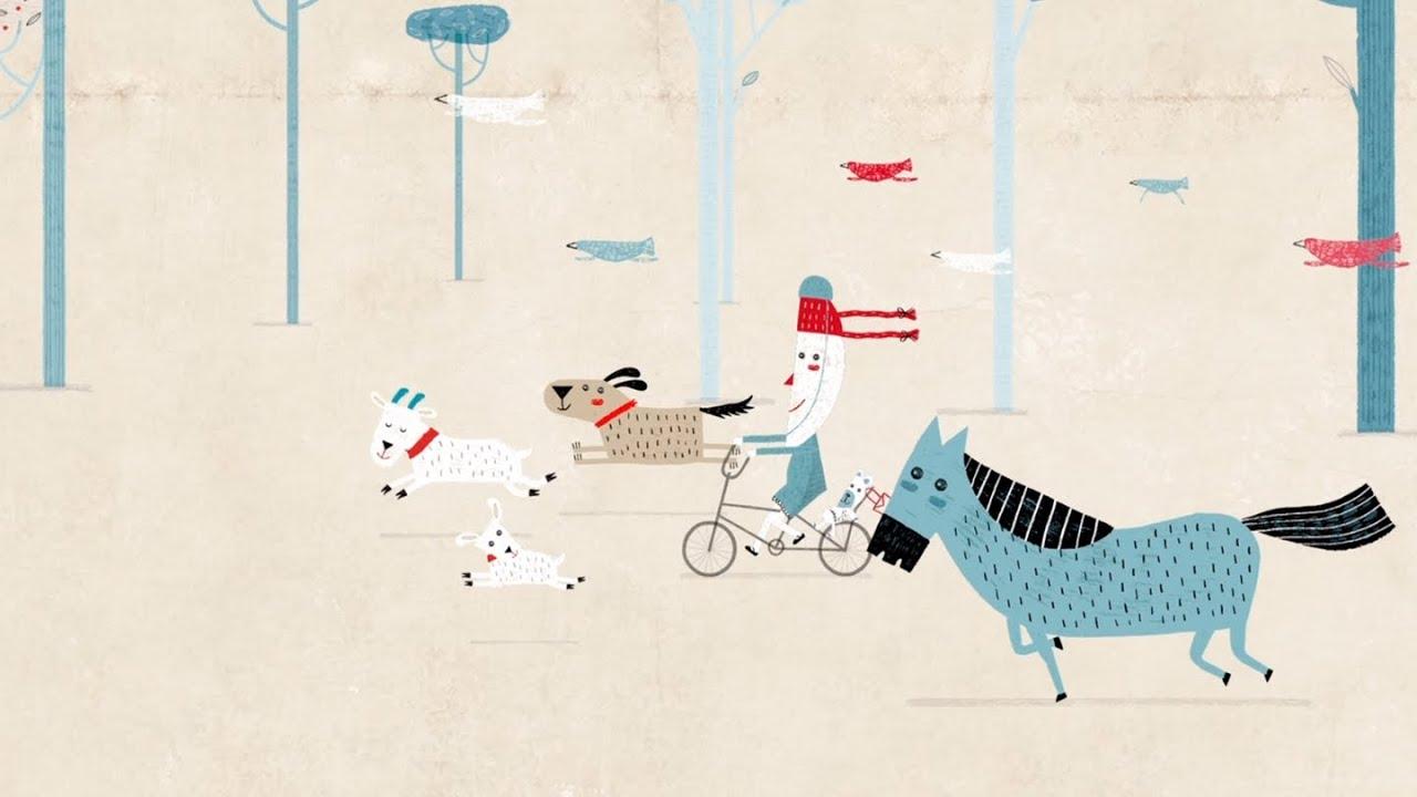 Kokorocó, La Bicicleta