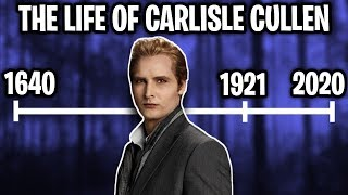 The Life Of Carlisle Cullen (Twilight)