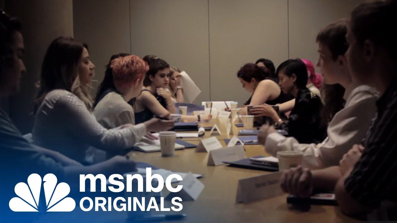 Feminist Camp Seeks To Break Barriers   Originals   msnbc thumbnail