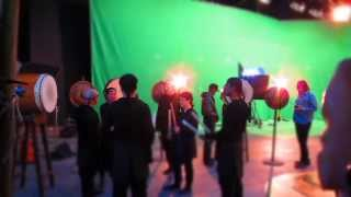 группа Coldplay, Coldplay, Rihanna - Princess of China (Behind the Scenes)