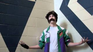 I Can Dance - Jon Lajoie (school project)