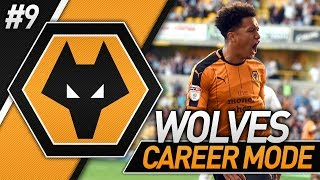 COSTA IS AMAZING! FIFA 18 WOLVES CAREER MODE #9