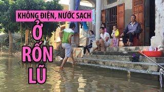 Trận Lụt LỚN NHẤT LỊCH SỬ đã Tàn Phá Ninh Bình Thế Này đây