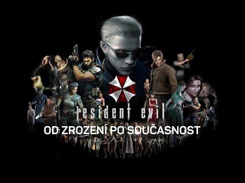 Resident Evil – Od zrození po současnost
