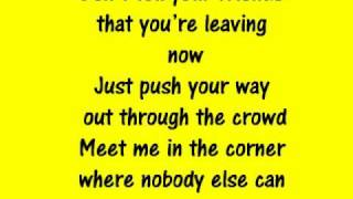 JLS - The Club Is Alive Lyrics