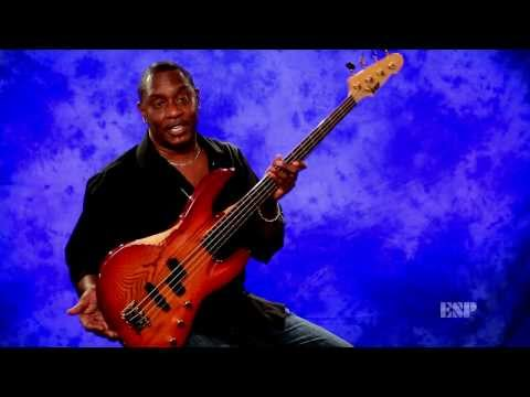 ESP Bassist Warren McRae