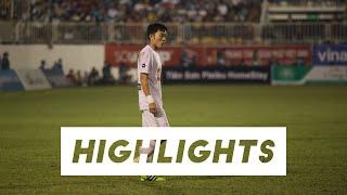 Highlights   HAGL - Hà Nội   Chiến thắng thứ 6 liên tiếp   HAGL Media