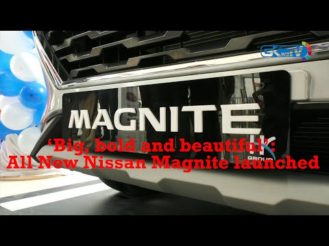 'Big, bold and beautiful': All New Nissan Magnite launched