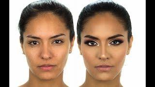 Maquillaje Intenso con Romina Lozano Miss Peru 2018
