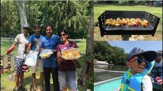நாங்கள் என்ன செய்தோம்|2nd Day Camping |Barbeque|Beach(2019) |  VLOG