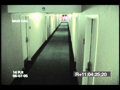 Security Camera in Condo Catches Ghost