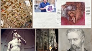 Michelangelo the Anatomist:  Brains & Kidneys on the Ceiling!