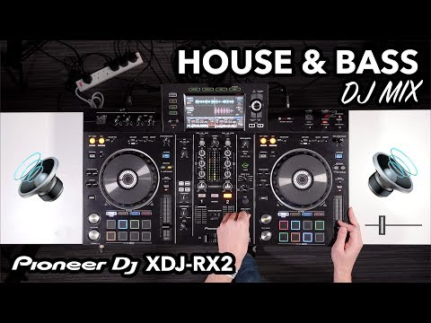 Vocal House & Bass DJ Mix – Pioneer XDJ RX2