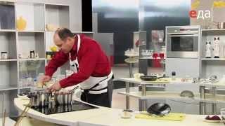 Смотреть онлайн Секрет от повара: как сделать борщ насыщенного цвета