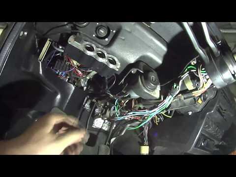 Замена подрулевого переключателя на ниве и оживление сигнала