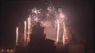 Capodanno 2017 - Incendio Castello Estense