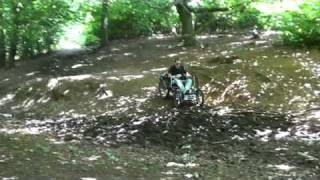 preview picture of video 'Boma Wheelchair - Out on the trail (4)'