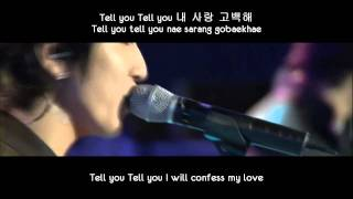 CN Blue - Love Girl [Hangul/Romanized/Eng]