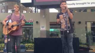 JTR perform As Long As You Love Me