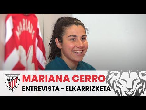 📽️ Mariana Cerro  I Entrevista – Elkarrizketa I #AthleticClubFem