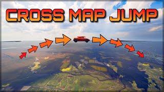 HOW FAR CAN YOU JUMP? | Forza Horizon 3 Dev Mods | + Exploring the Mountain
