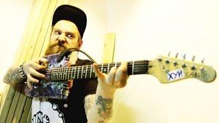 Всратокрастер - гитара из скейта своими руками.