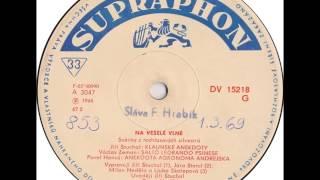 Na veselé vlně - Scénky z rozhlasových silvestrů (A Side) [1964 Vinyl Records 33 1/3rpm]