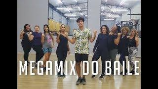 Megamix Do Baile   Dennis E Kevin O Chris | COREÓGRAFO RENATO CARVALHO