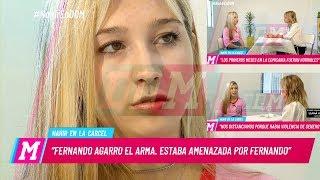 El diario de Mariana - Programa 18/03/19 - Nota completa de Nahir Galarza desde la cárcel