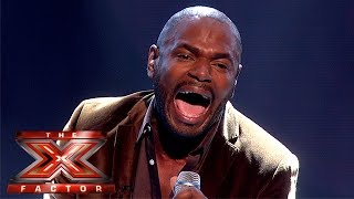 It's Antons turn to fight for his spot on the show | Week 3 Results | The X Factor 2015