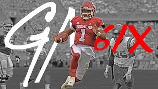 II Kyler Knows II Official Heisman Highlights of Oklahoma Quarterback Kyler Murray