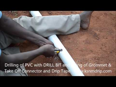 Drip Irrigation Grommet