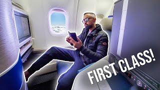 How I Always Fly FIRST CLASS?